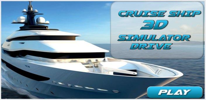 Cruise Ship 3d Simulator Drive apk