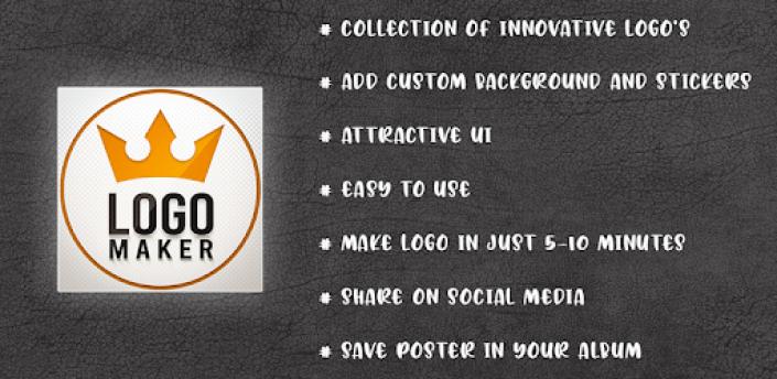 Logo Maker - Logo Creator & Free Graphic Design apk