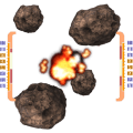 Asteroid Field Icon