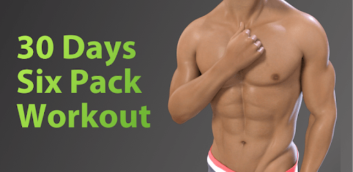 Six Pack 30 Days Abs Workout for Men apk