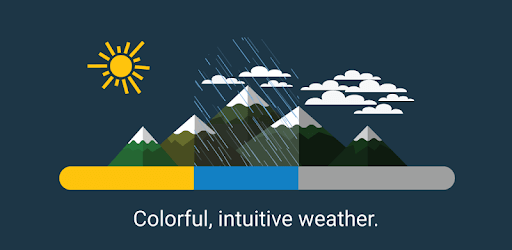 Forecaster - visual, accurate weather for the week apk