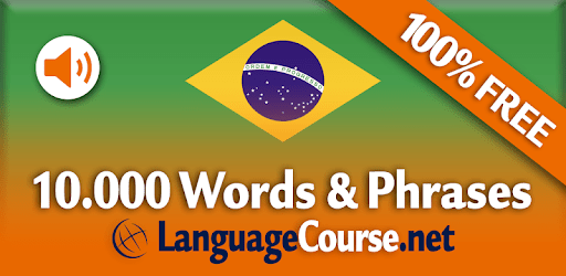 Learn Portuguese Words Free apk