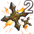 Merge Ninja Star 2 Icon