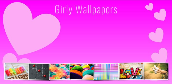 Girly Wallpapers apk