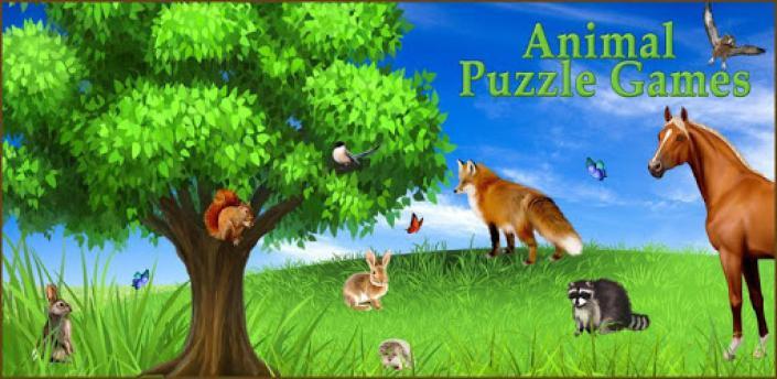 Animal Puzzle Games apk