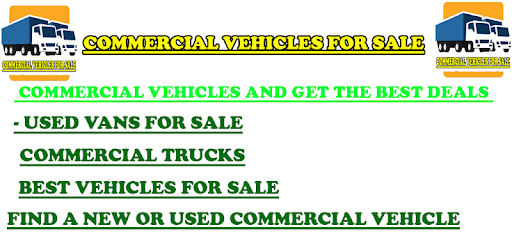 Commercial Vehicles For Sale apk