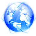 Blockchain Token Exchange Icon