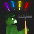 Super Hero Playground: Ragdoll Stick Icon