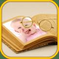 Book & Cover Photo Frames Icon