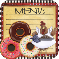 Eat Donuts Icon