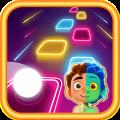 Luca and Alberto Magic Tiles Hop Games Icon