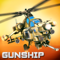 Gunship War 3D: Helicopter Battle Icon