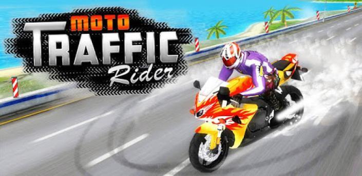 Moto Traffic Rider 3D apk
