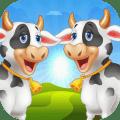 Farmer Animals Games Simulators Icon
