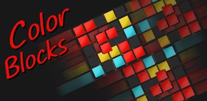 Color Blocks - destroy blocks (Puzzle game) apk