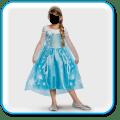 Girl Dress Photo Montage Icon