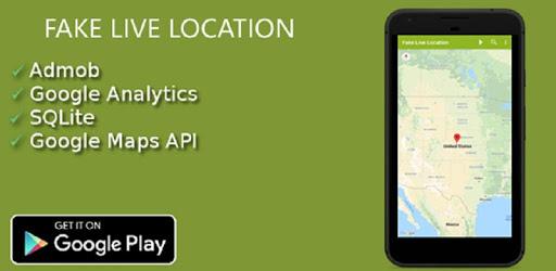 Fake Live Location | GPS Location apk
