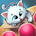 Kitty Snatch - Match 3 ft. Cats of Instagram game Icon