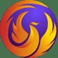 Phoenix browser-Fast browsing & Data saving Icon