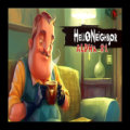 Hello Neighbor Alpha Icon