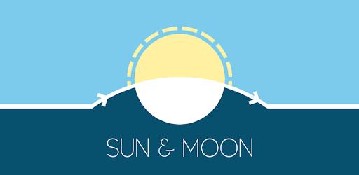 Sun & Moon - Rise, Set, Full moon apk