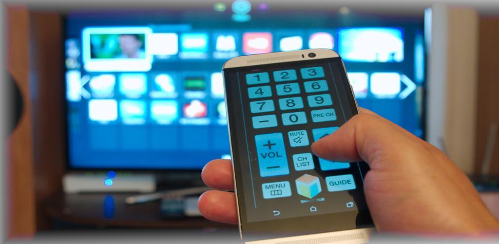 Samsung TV Remote Control (WiFi) apk