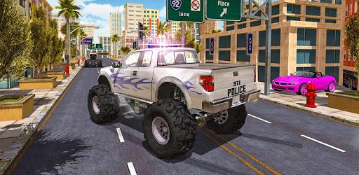 Police Truck Driver Simulator apk
