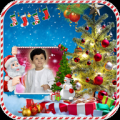 Christmas Day Photo Frames Editor Icon