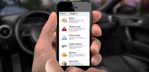 EOBD Facile  OBD2 car diagnostic scanner Bluetooth apk
