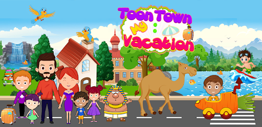 Toon Town: Vacation apk