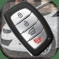 Car Key Remote Icon