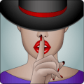 Body language - Trick me. Analyzing of Gestures Icon