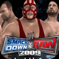 WWE SmackDown vs RAW 2009 featuring ECW Icon