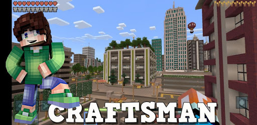Crafts Man : Blocks World 2020 apk