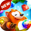 Bling Crush - Free Match 3 Puzzle Game Icon