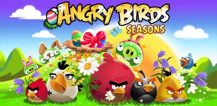 Angry Birds Seasons (Mod) apk