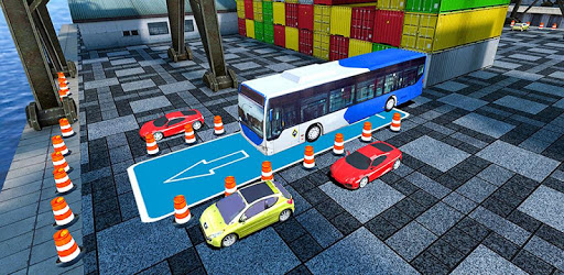 Modern Bus Parking - Bus Simulator 2019 apk