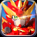 Superhero War Robot Fight - City Action RPG Wallpapers Icon