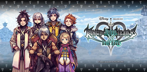 KINGDOM HEARTS Unchained χ apk