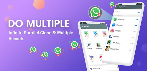 DO Multiple Accounts - Infinite Parallel Clone App apk