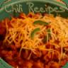 Chili Recipes Icon