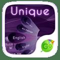 Unique GO Keyboard Theme emoji Icon