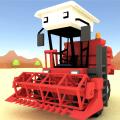 Blocky Farm Racing & Simulator - driving game Icon
