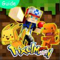 Pokecraft New Pixelmon Mod for MCPE GUIDE Icon