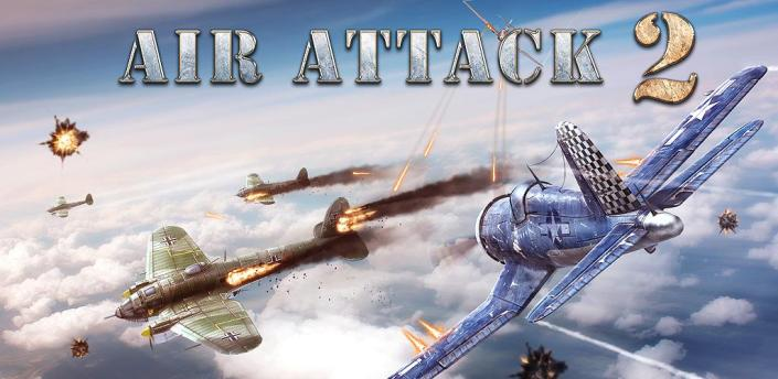 AirAttack 2 - WW2 Airplanes Shooter apk