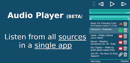 Music Meal: Background Player & Playlist Streamer apk