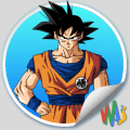 Goku Stickers for WhatsApp Icon