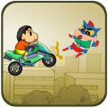 Fun Kid Speed Racing Icon