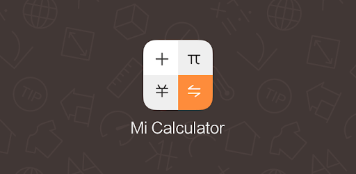 Mi Calculator apk