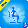 Office Yoga to De-Stress Icon